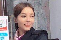 연예인급 미모 자랑…톨게이트 수납원 '인기'