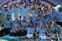 [EPL] 맨시티, 2년 연속 우승… 리버풀 승점 1점 차 따돌려