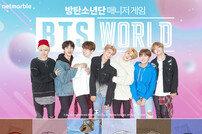 'BTS월드' '시노앨리스'…신작 게임 러시