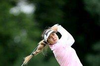 카리 웹 장학생 해나 그린, 여자 PGA 챔피언십 새 역사 쓰다