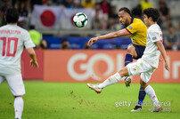 [코파 아메리카] 일본, 에콰도르와 1-1 무승부 '조 3위로 8강 실패'