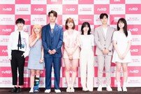 [DA:현장] 부상투혼 샛별·구슬→8년만 복귀 김예론 '통통한 연애2', 청소년 공감 웹드 (종합)