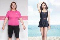 "[DA:이슈] 다나, 27kg 감량→환골탈태…82kg→55kg ""낯설지만, 너무 행복+감격"""