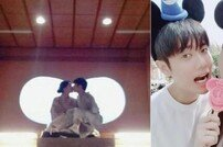 [DA:이슈] 김규종, 일본여행+키스사진 공개 후 '빛삭'→일본인 열애 인정 (종합)