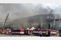 [종합] 전주 화재 얼마나 컸길래? 억대 재산피해·매장 직원 1도 화상