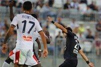 황의조, 프랑스 리그1 보르도 프리시즌 홈경기서 첫 골 신고