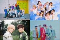 """'엠카' 측 """"오늘 세븐틴·오마이걸·JBJ95 신곡 무대 최초 공개"""""""
