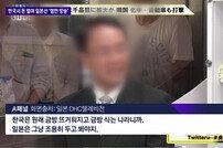 """DHC 방송논란 """"일본인이 한글 통일"""" 경악…제정신인가"""