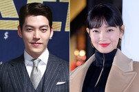 """[DAY컷] 김우빈, 신민아 커피차 외조 """"특히 아주 많이 응원해"""""""