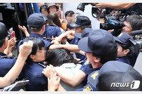 """고유정 머리채 잡고 호송차 막고 '아수라장'…고유정 """"전 남편 변태성욕"""""""