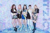 ITZY, 'ICY' 음악방송 4관왕+MV 6000만뷰 돌파