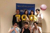 [DA:박스] 조정석X임윤아 '엑시트', 18일째 700만 관객 돌파