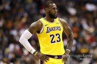 NBA 신인들이 좋아하는 스타는? 르브론 제임스!