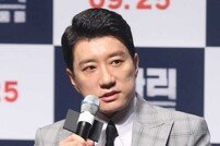 """'장사리' 김명민 """"역사 속 중요한 전투, 잊혀지는게 안타까워"""""""