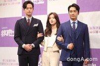 [동아포토]임지환-이선빈-송승헌, 위대한 쇼