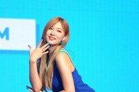 [포토] 오하영 '포인트 안무 웃기지마 춤'