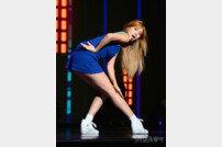 [포토] 오하영, 9년차 걸그룹 출신 댄스