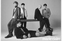 """세븐틴 에스쿱스·정한·조슈아·민규·버논 """"음악으로 진심 전하고파"""" [화보]"""