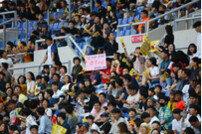광주FC, K리그2 최다 관중 입장 및 전기 대비 최대 증가