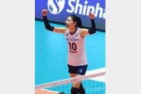 여자배구대표팀, 3-0 대만 완파