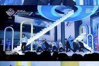 '엠카운트다운' 업텐션 컴백, 중력돌 퍼포먼스 'Your Gravity'