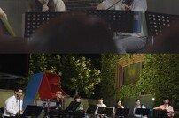 [DA:클립] '비긴어게인3' 김고은X정해인, 한 여름 밤의 서울 버스킹