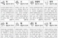 [스포츠동아 오늘의 운세] 2019년 8월 28일 수요일 (음력 7월 28일)