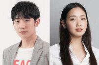 """[인터뷰] 정해인·김고은 """"우리 사랑이야기, 들어보실래요?"""""""