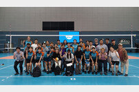 GS 칼텍스, 팬 투어 통해 신규 체육관 팬들에게 공개