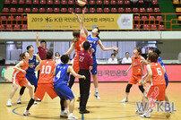 대학 선발팀의 의미 있는 박신자컵 서머리그 참가
