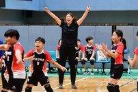 건강행복 놀이터 홍천에서 배구로 활력을…허필홍 홍천 군수의 비전