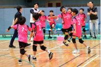 배구 꿈나무에게 행복했던 6일…2019 홍천 전국유소년 클럽 배구대회