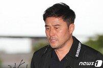 """[DA:현장] '보복운전' 최민수, 1심 집행유예 선고…""""항소 생각해볼 것"""" (종합)"""