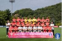 U-16 여자축구대표팀, AFC U-16 여자 챔피언십 참가
