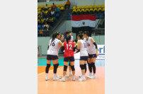 유스 여자 배구 대표팀, 세계 U-18 배구선수권 개막전에서 캐나다에 3-1 패