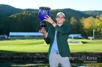 21살 니만, 칠레인 사상 첫 PGA 투어 우승