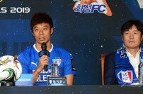 [포토] 염기훈 'FA컵 우승의 마지막 자존심'