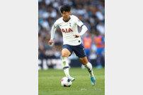 UEFA, 토트넘 올림피아코스 전 손흥민 선발 라인업 제외 예상 '체력 안배'