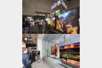 """[비즈 패트롤] 삼성 """"QLED 540만 대 판매"""" vs """"허위광고"""" LG"""