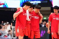 NBA 출신 스티븐슨 원맨쇼에 서울 SK 터리픽12 준우승