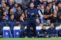 """첼시 램파드 감독 """"리버풀 전, 패했지만 후반전 경기력 좋았다"""""""