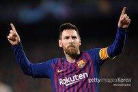 메시, 호날두 제치고 FIFA 올해의 선수 등극…통산 6번째