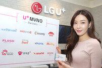 LGU+, 중소 알뜰폰 지원 강화