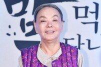"""[DA:현장] """"엿 같은 호흡♥""""…욕쟁이 할머니 김수미의 '밥은 먹고 다니냐?' (종합)"""