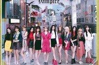 [DA:차트] 아이즈원, 日 싱글 3연속 첫 주 20만장 판매…오리콘 주간 1위