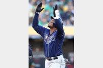 탬파베이, 6년 만에 ALDS 진출… '홈런 4방' 오클랜드 완파