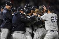 뉴욕 양키스, 2년 만에 ALCS 진출… 미네소타 스윕