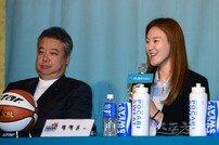 [포토] 배혜윤 '박하나 믿고 갑니다'