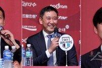 [포토] 장병철-최태웅-석진욱 '기대되는 동갑내기 3인 감독'