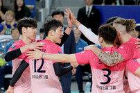 우리카드, '장충의 봄 시즌2' 향해 순조로운 첫 단추